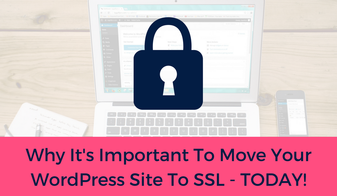 Moving Your WordPress Site To SSL Using Let's Encrypt